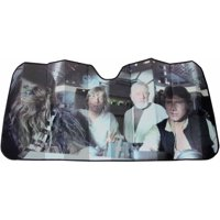 Star Wars Plasticolor Sunshade Deals