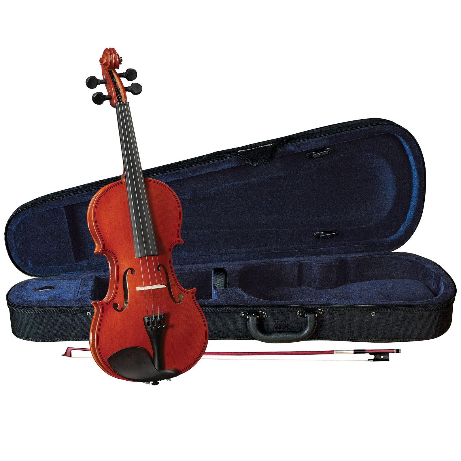Cervini HV-100 Novice Violin Outfit 4 4 Size by Cervini