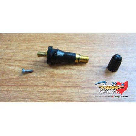 - 2010-2019 Chrysler Tire Air Pressure Valve Stem Mounting Hardware Kit Mopar OEM