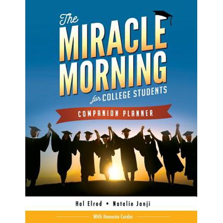 The Miracle Morning for College Students Companion Planner (Paperback)