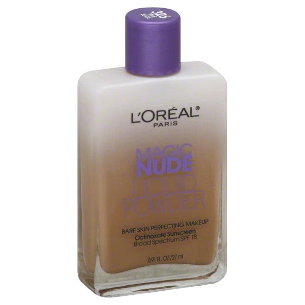 LOréal Paris Magic Nude Liquid Powder Bare Skin