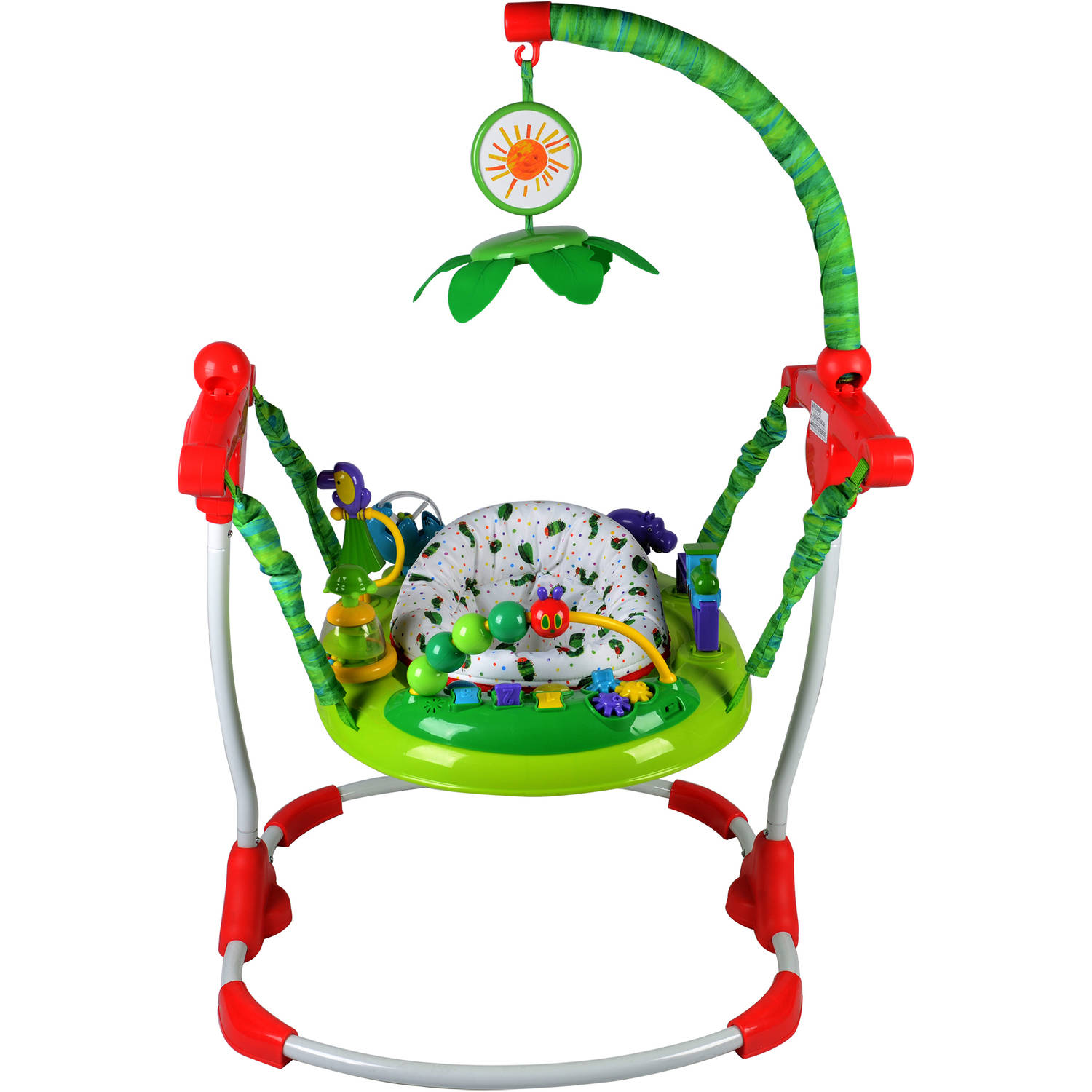 Best Baby Jumpers - Creative Baby Eric Carle The Very Hungry Caterpillar Review