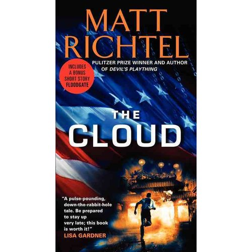 The Cloud: Includes a Bonus Short Story Floodgate
