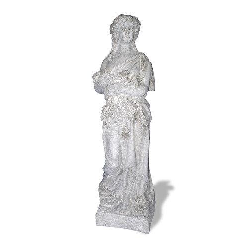 Amedeo Design ResinStone Four Seasons Spring Statue