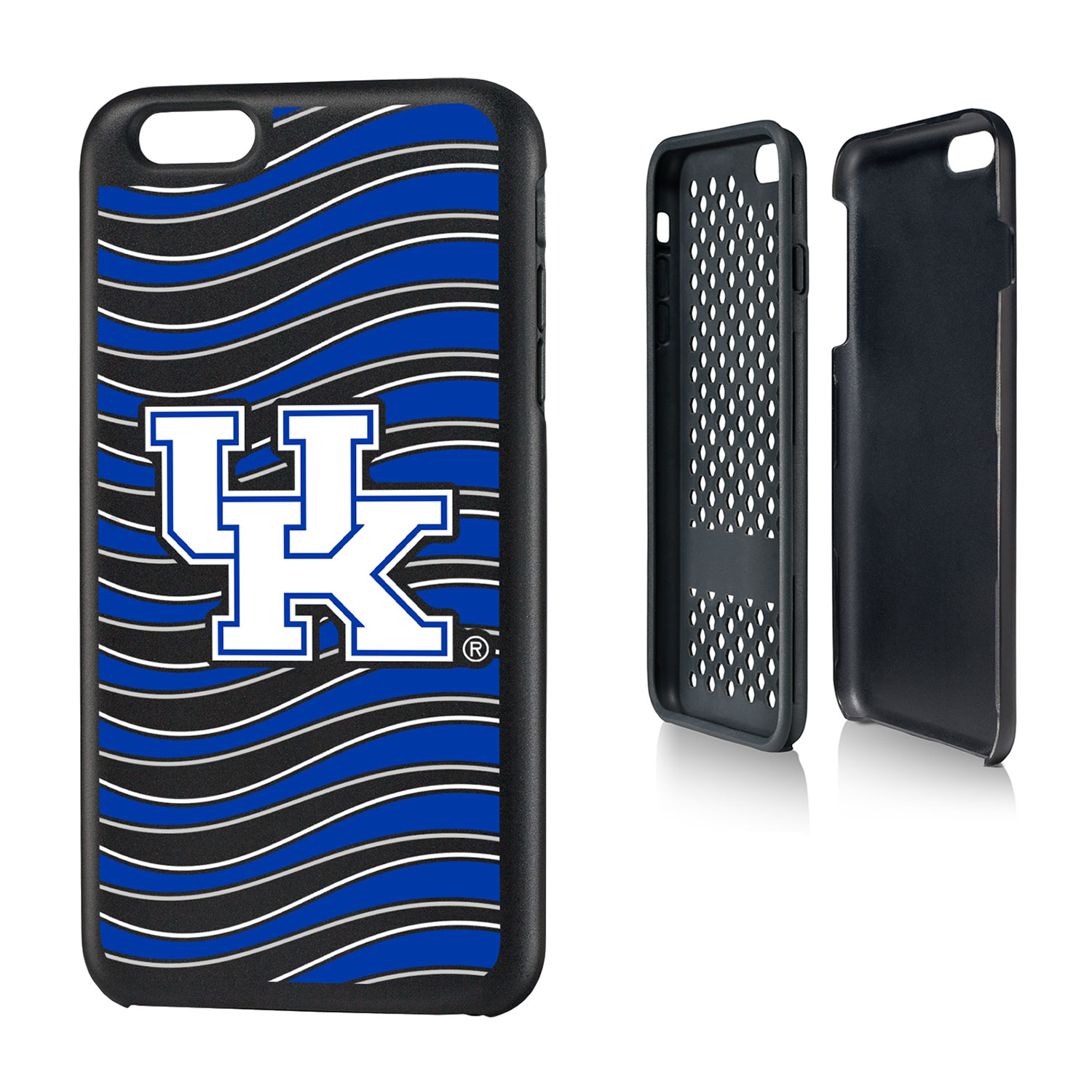 UK Kentucky Wildcats Wave Rugged Case for iPhone 6 Plus