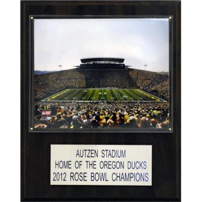 C & I Collectables 1215AUTZST NCAA Football Autzen Stadium Stadium Plaque