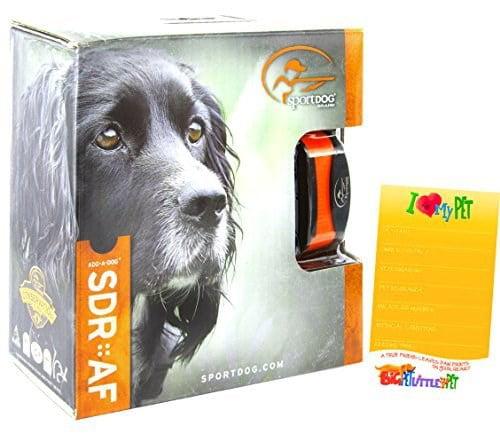 SDGM SD-425 XTRA COLLAR  RADIO SYSTEMS CORP + Entrenamiento y comportamiento del perro en VeoyCompro.net
