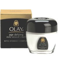 Oil Of Olay Age Defying Daily Renewal Cream - 2 Oz, 3 Pack