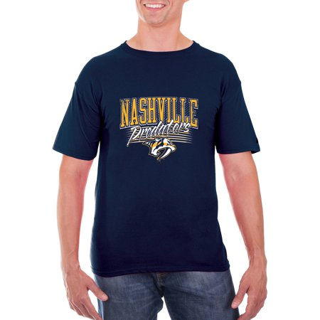 NHL Nashville Predators Big Men's Classic-Fit Cotton Jersey T-Shirt