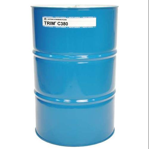 TRIM C380 Coolant,54 gal,Drum G9866954