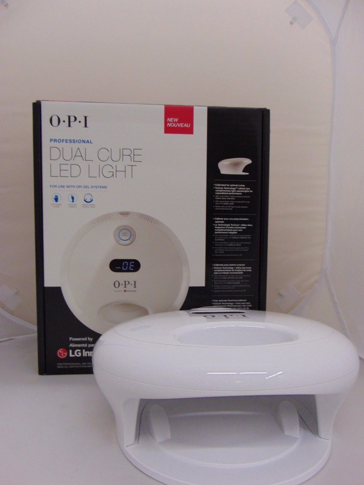 OPI Professional Dual Cure LED Light ? GL902   Walmart.com
