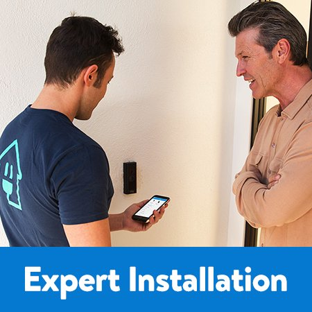 Smart Home Security Device Installation & Setup by - Installation Set