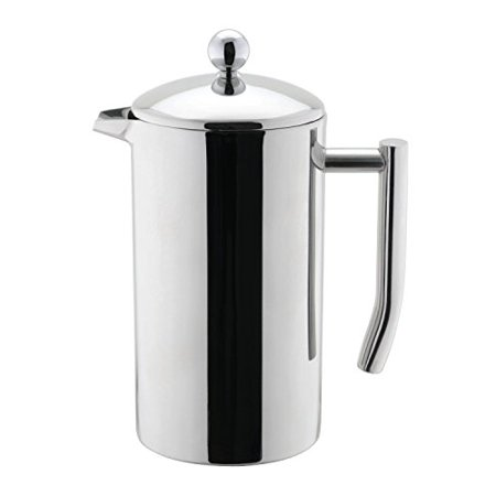 Francois Et Mimi 50 Ounce Large Sized Double Wall Insulated French Coffee Press
