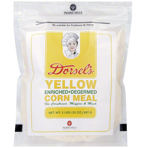 Dorsel's Yellow Cornmeal, 2 lb (Pack of 6)