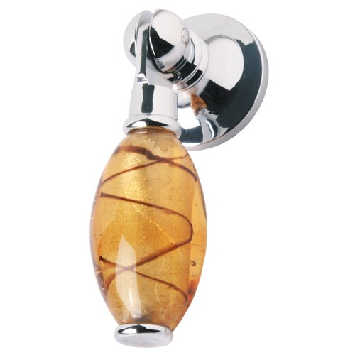 NovaLee Blown Glass Oval Knob