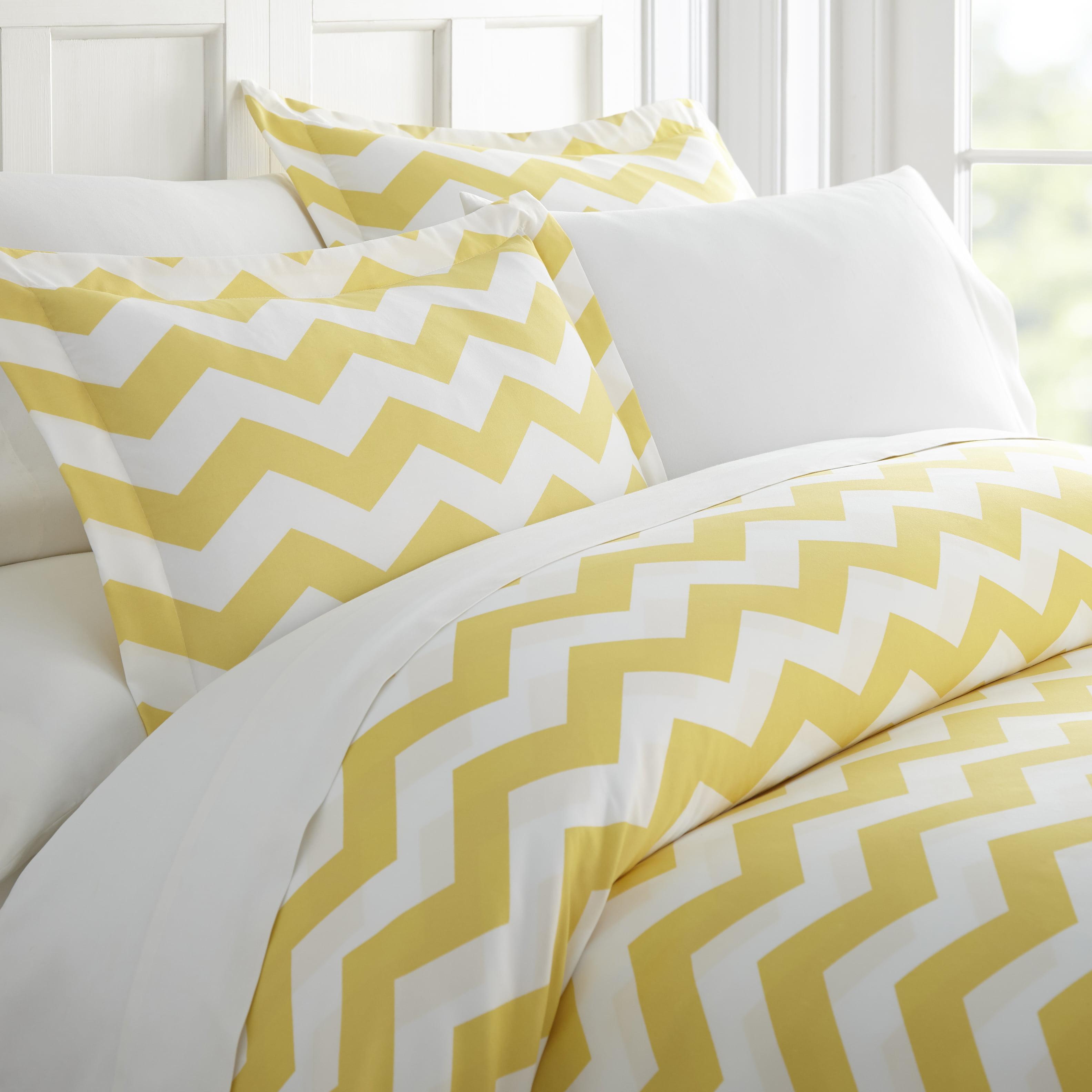 Noble Linens Premium Ultra Soft 3 Piece Arrow Print Duvet Cover Set