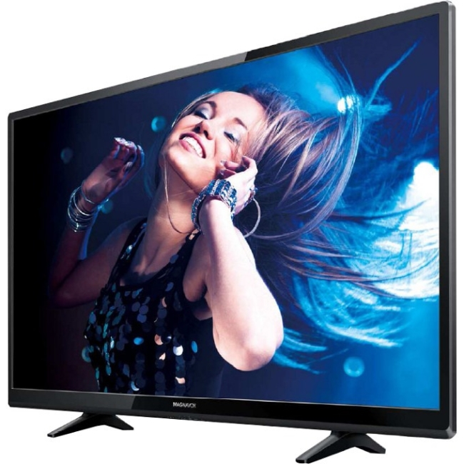 "Magnavox 50MV336X 50"" 1080p LED-LCD TV - 16:9 - HDTV 1080p - ATSC - 1920 x 1080 - Dolby Digital - 20 W RMS - LED - Smart TV - 3 x HDMI - USB - Ethernet - Wireless LAN - PC Streaming - Internet Ac"