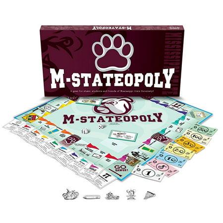Mississippi State University Alumni - Mississippi State University - M-Stateopoly