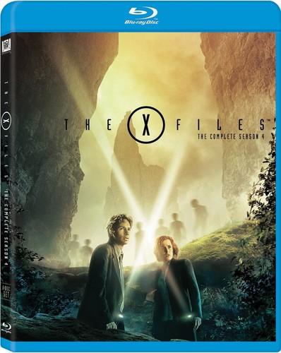 The X-Files: The Complete Season 4 (Blu-ray) (Widescreen) by Twentieth Century Fox