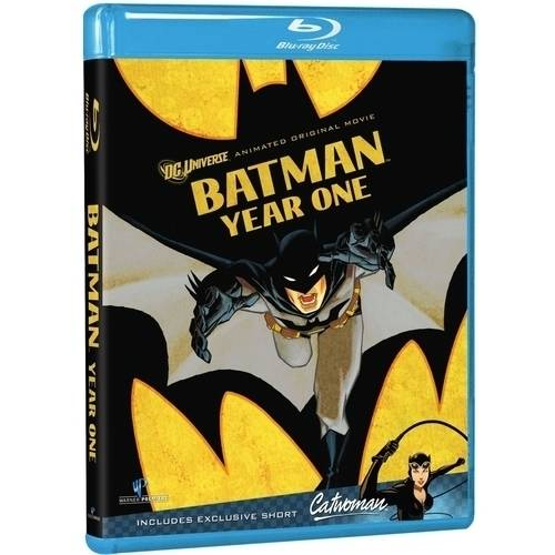 Batman: Year One (Blu-ray) (With INSTAWATCH) (Widescreen)