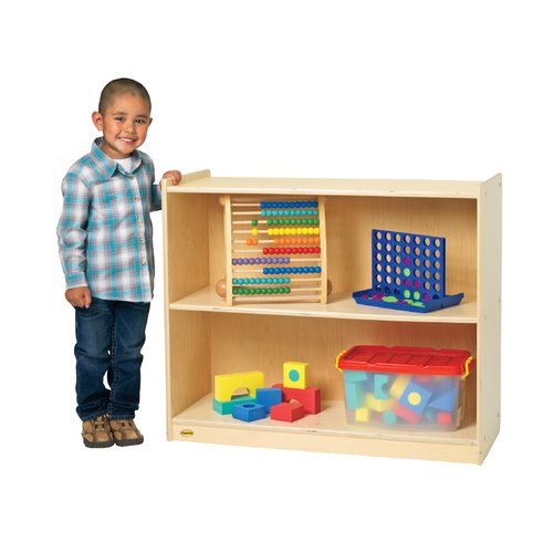 Angeles Value Line 3 Compartment Shelving Unit
