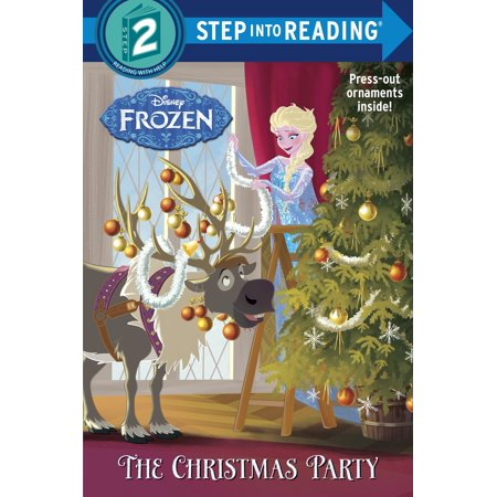 The Christmas Party (Disney Frozen) - Disney Christmas Party