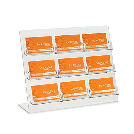 source one premium counter top business card holder gift card
