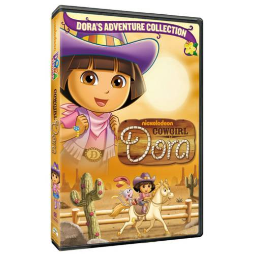 Dora The Explorer: Cowgirl Dora (Full Frame)