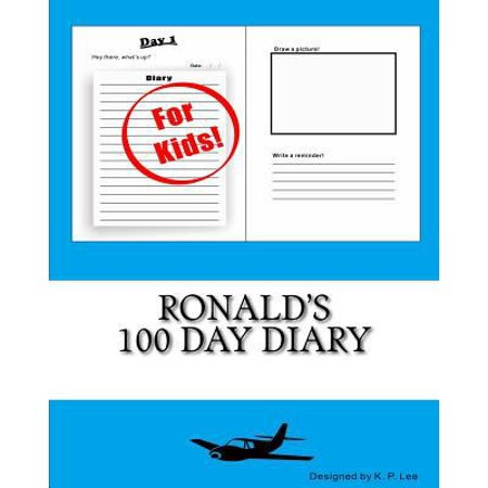 Ronalds 100 Day Diary