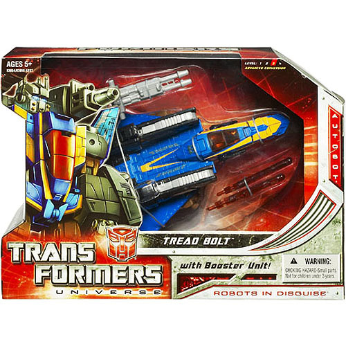 Hasbro Transformers Universe Tread Bolt