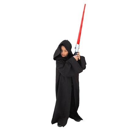 Black Sith Robe Child - Large - Sith Robes For Sale