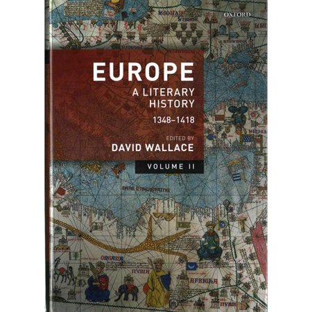 Europe  A Literary History  1348 1418