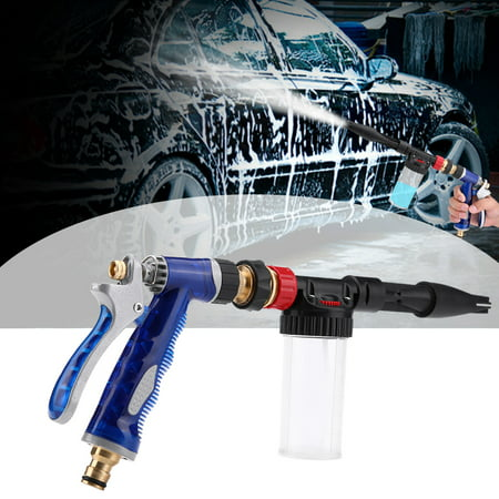 Tools Sprayers (Hilitand Detachable Pressure Car Washer Lance Sprayer Gun Car Cleaning Tool , Pressure Car Washer, Car Wash Foam)