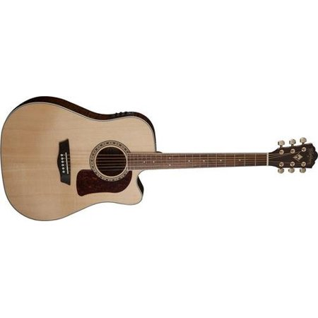 Washburn - HD30SCE-0 - Heritage Dreadnought Acoustic Electric Guitar