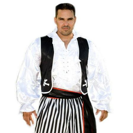 Pirate Vest](Pirate Costume Vest)