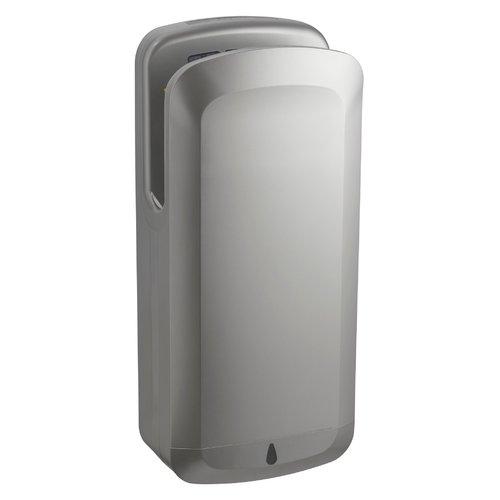 Alpine Industries High Speed 120 Volt Hand Dryer in Gray