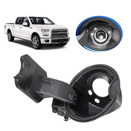 EEEkit Fuel Gas Filler Door Housing Pocket With Hinge Kit For 2009 2010 2011 2012 2013 2014 2015 Ford F150 F-150, OE# 9L3Z9927936B F150 Fuel Door