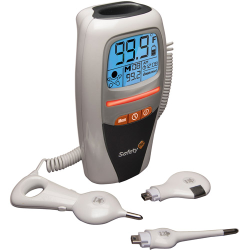 Safety 1st Advanced Solutions Complete Family Thermometer