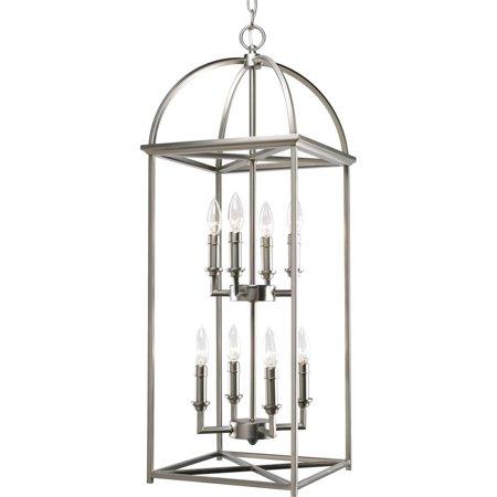 Piedmont Collection Eight-Light Foyer (Hanging Foyer Lantern)