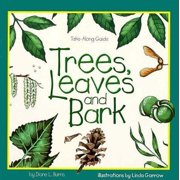 Take-Along Guides: Trees, Leaves & Bark (Paperback)