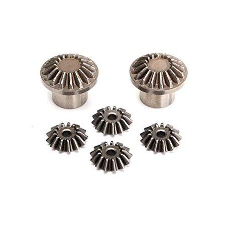 Traxxas 8577 Rear Differential Gear Set, Silver