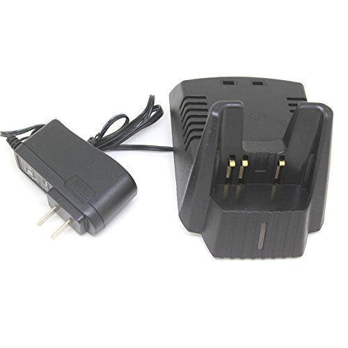 CQtransceiver Rapid Desktop Charger for Yaesu Vertex VX_1...