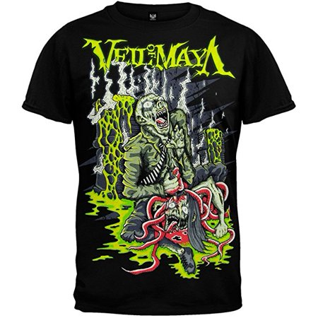 Veil Of Maya Toxic Holocaust T Shirt