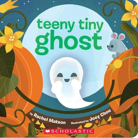 Tiny Turtle School Halloween (Teeny Tiny Ghost)