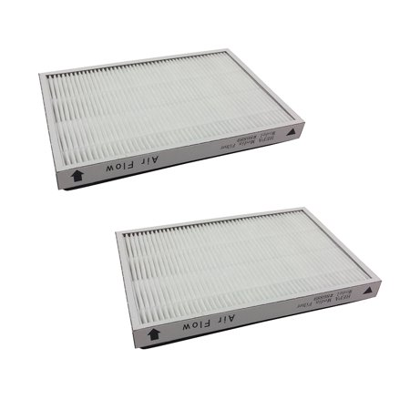 2 Kenmore Hepa Filters (2 HEPA Exhaust Vacuum Filter for Kenmore EF1 Replace 20-53295, 20-86889, 40324 )