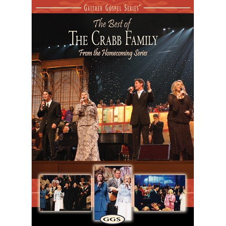 The Crabb Family: The Best of the Crabb Family, By Rated NR from
