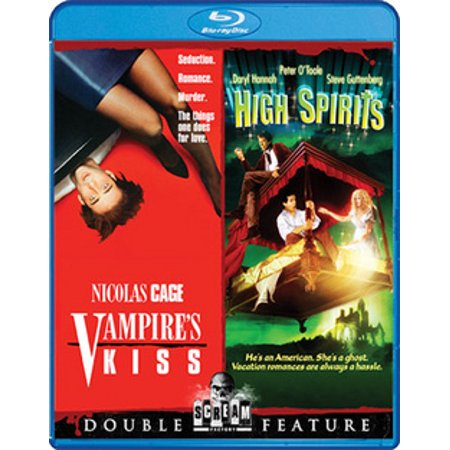 Vampire's Kiss / High Spirits (Blu-ray) (All The Halloween Kills)