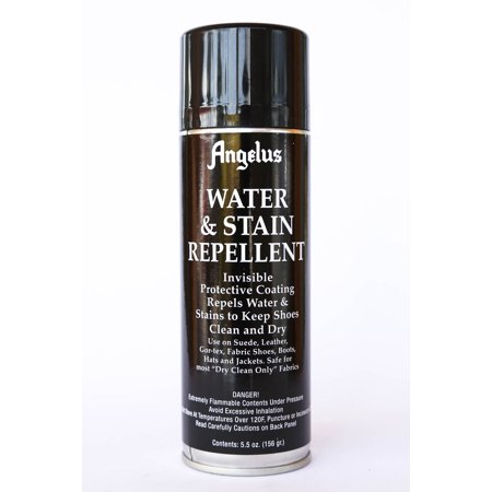 Repel Leather Repellent - Angelus Water & Stain Repellent for Leather, Nubuck & Fabric - Invisible 5.5 oz