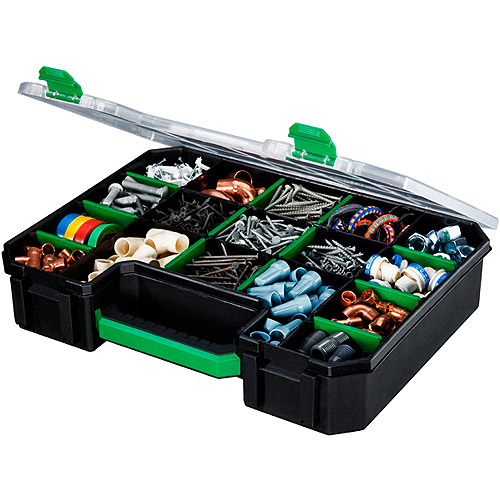 Stack-On 17-Compartment Deluxe Organizer
