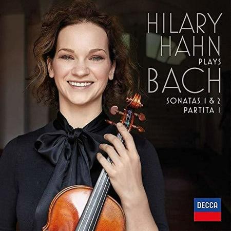 Hilary Hahn Plays Bach: Sonatas 1 & 2 / Partita 1 (Vinyl)